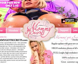 [MOMMYGOTSECRETS.COM] (19 rolikow) Pack / Maminy sekrety vol.2 [2010-2012, Anal, Bbw, Big tits, Blondes, Blowjob, Brunettes, Cunnilingus, Cum shots, Dildo, Facial, Fisting, Hardcore, Leather, Lesbians, Mature, MILF, Older, Red Heads, Shaved, 1080p]
