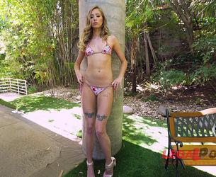 [LegalPorno] Haley Reed is Back!!! This time with 2 BBC MUST WATCH! this girl does not disappoint... AA036 (19-4-10) 4K