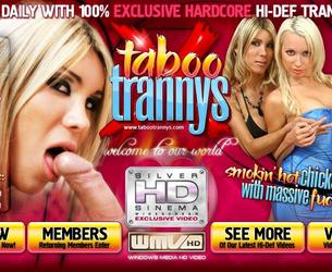 [Transsex] Samantha and Itiel (TabooTrannys.com) [2009 g., Transsex, SheMale, SiteRip, 720p]