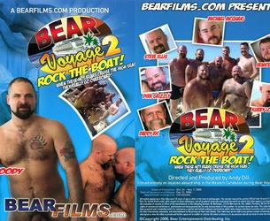 Bear Voyage 2 :Rock The Boat / Medwezhij woqzh 2 (Andy Dill / Bearfilms) [2006 g., gay, bears, oral, anal, orgy, DVDRip]