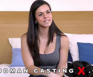 [WoodmanCastingX.com] NEKANE CASTING [2015-12-31, Anal, Deep Throat, Ball Licking, Swallow, Big Tits, Casting, Hardcore, 1080p]