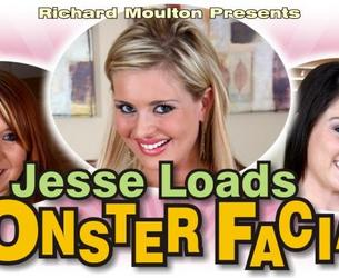 JesseLoadsMonsterFacials - Updates Part 2 [HD] [720p/1080p] *FREELEECH*
