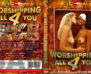[MFX / Newscatinbrazil.com] MFX-935 - Worshipping All For You 4 [2013 g., Scat, Piss Drinking, Fingering, Armpit, Lesbian, 360p]