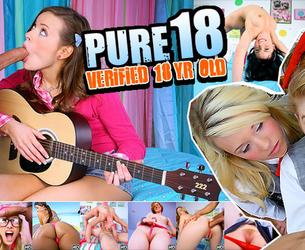 Pure18 Siterip (323 Scenes) [2007-2013] - #5