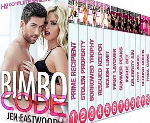 Bimbo Code 1-12 The Complete Series by Jen Eastwood