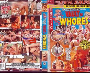 Vault Of Whores / Hranilische Shlüh (Jonn Stagliano / Evil Angel) [2005, Vignettes, Straight, Anal, Comedy, 720p, HDTV]