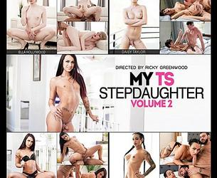 My TS Stepdaughter #2/Moq Transsexual'naq Padcherica #2(Ricky Greenwood, Transsensual) [2019 g., Transsexual, Gonzo, Hardcore Anal Family Roleplay , 1080p, WEB-DL](Split Scenes)( Daisy Taylor, Ella Hollywood, Khloe Kay, Eva Maxim, Pierce Paris, Ricky Larkin, Draven Navarro)