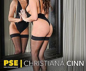 [NaughtyAmericaVR.com] Christiana Cinn (PSE (11.05.2018)) [2018 g., Athletic Body, Blow Job, Brunette, Caucasian, Cum on Tits, Lingerie, Outie Pussy, POV, Shaved, Stockings, Virtual Reality, VR, SideBySide, 1080p] [Smartphone / Mobile]