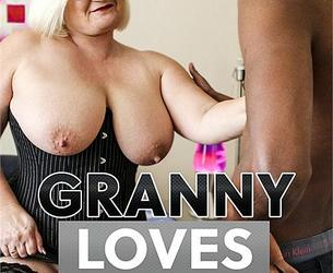 Granny Loves Black 3 XXX WEBRiP x264