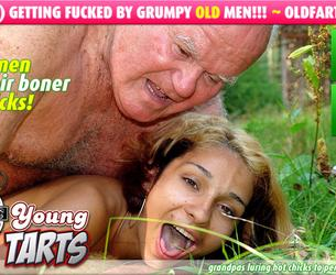 [OldFartsYoungTarts.com / PackOfPorn.com] (63 rolika) MegaPack / Starye Perduny Molodye Pirozhki [2006 g. Asslicking (Rimming), BlowJob, Straight, Peeing (Pissing), Teen Sex, Old Man, Threesome]