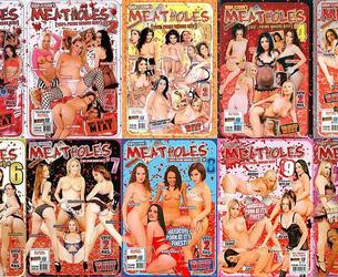 MeatHoles / Meat Holes 1-14 / Mqsnye dyrki 1, 2, 3, 4, 5, 6, 7, 8, 9, 10, 11, 12, 13, 14 (Khan Tusion, JM Productions / Pariah Pictures) [2004-2008 g., Anal, ATM, DP, DPP, Group, Threesome, Gonzo, Domination, Fetish, Gonzo, Humiliation, Rimming, 540p, WEB-DL] (Split Scenes)