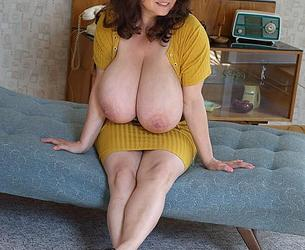 [milena-velba.com] (48) Pack / Milena Velba [2014-2020, MILF, Big Natural Tits, Solo, Softcore, Remastered]