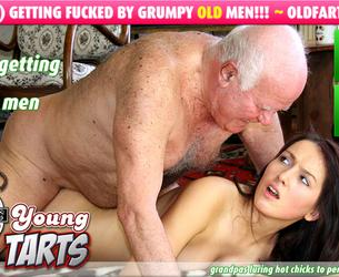 [OldFartsYoungTarts.com / PackOfPorn.com] (52 rolika) MegaPack / Starye Perduny Molodye Pirozhki [2008 g. Asslicking (Rimming), BlowJob, Straight, Teen Sex, Old Man]