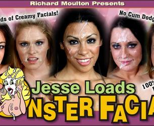 JesseLoadsMonsterFacials