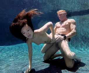 SexUnderWater Lulu Chu Pack 1080p WEB-DL AAC x264 + 2400px Picsets