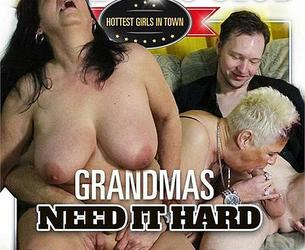 Grandmas Need It Hard XXX WEBRiP x264