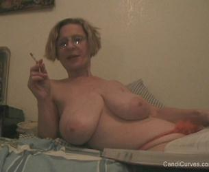 [CandiCurves.com / OverDevelopedAmateurs.com] (50 rolikow) / Busty Mature Housewife [Natural Boobs, BIG TITS]