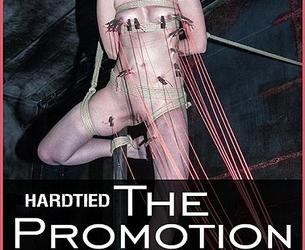 [HardTied.com] 412 (The Promotion / 13.05.2020) [2020 g., BDSM, Humiliation, Torture, Whipping, 720p]