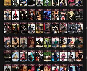 Rubber Passion x265/HEVC Video Pack (234 Videos) with Metadata & Art - Mostly 720p