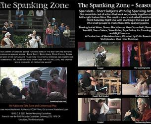 The Spanking Zone (Season 2) / Zona Otshlöpok (Colin Rowntree, SpankingEpics.com / Wasteland.com) [BDSM, Cosplay, Domination, Fantasy, Fetish, Panties & Thongs, Softcore, Spanking, SiteRip]