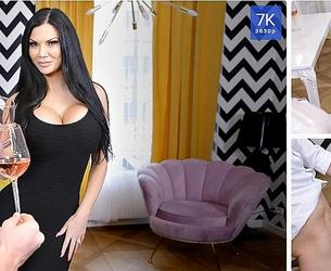 VirtualTaboo - Mom's Pussy Is A Dish Of The Day - Jasmine Jae (GearVR)