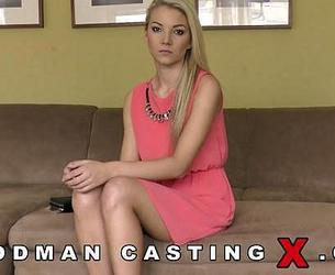 [WoodmanCastingX.com] SWEETY LAYNE CASTING 4K [2016-10-28, hardcore, anal, dp, cum swallowing, deep-throat, threesome fmm, 2160p]