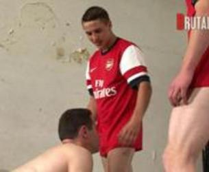 Session108 (Chastity Piss Spit Roast