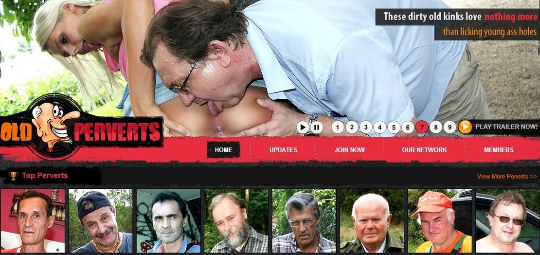[OldPerverts.com / Maniacpass.com] Old Perverts