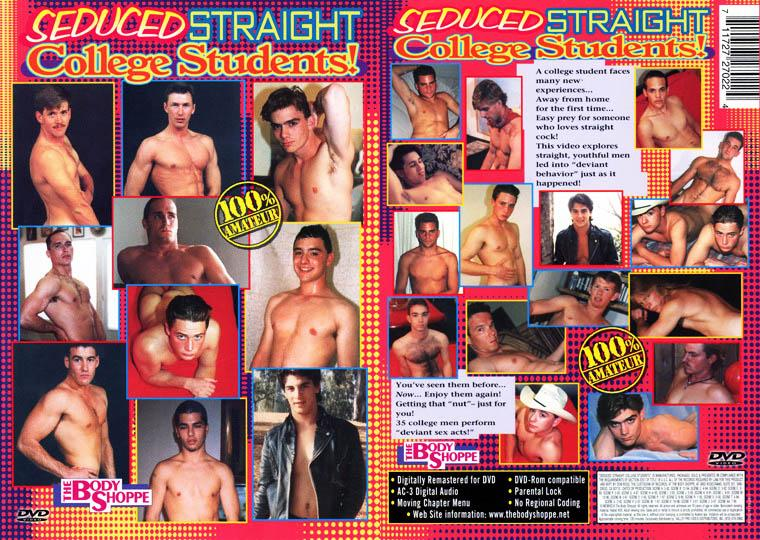 Seduced Straight College Students /