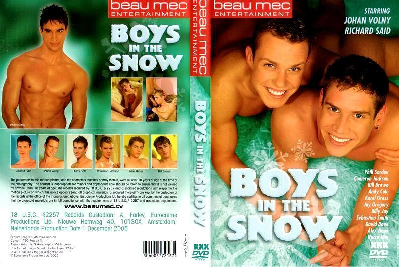 Boys in the Snow /