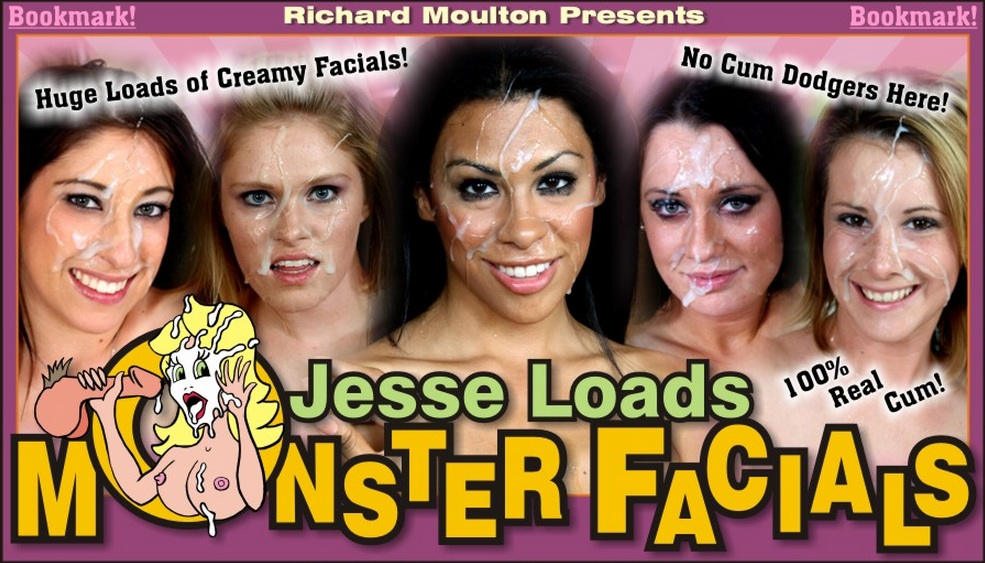 [JesseLoadsMonsterFacials.com] Jesse Loads Monster Facials