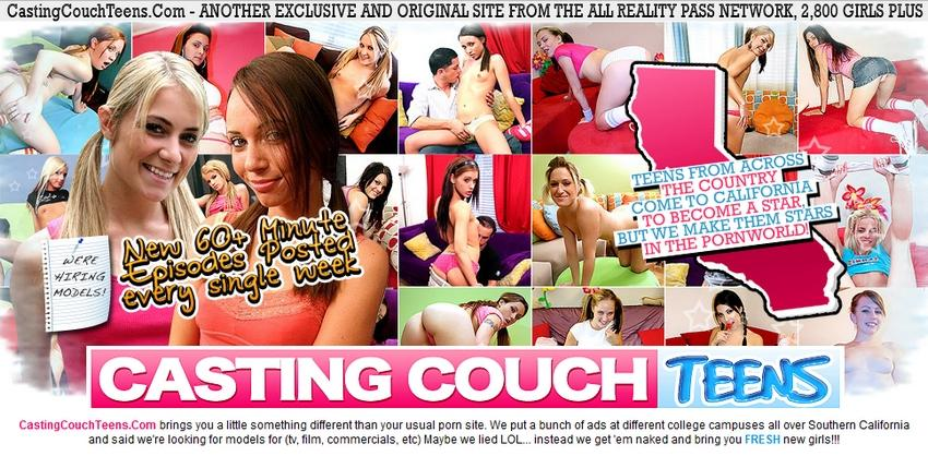 [CastingCouchTeens.com] (28 rolikow) Casting Couch