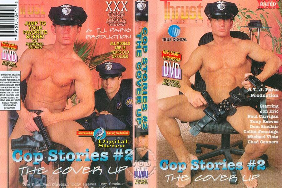 Cop Stories 2: The Cover