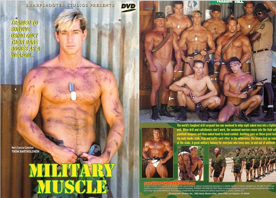 Military Muscle / Voennaq mosch'